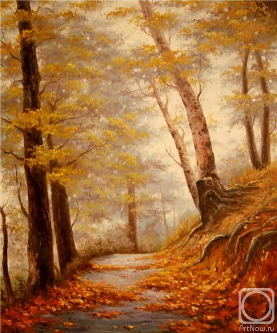 Minaev Sergey. Autumn
