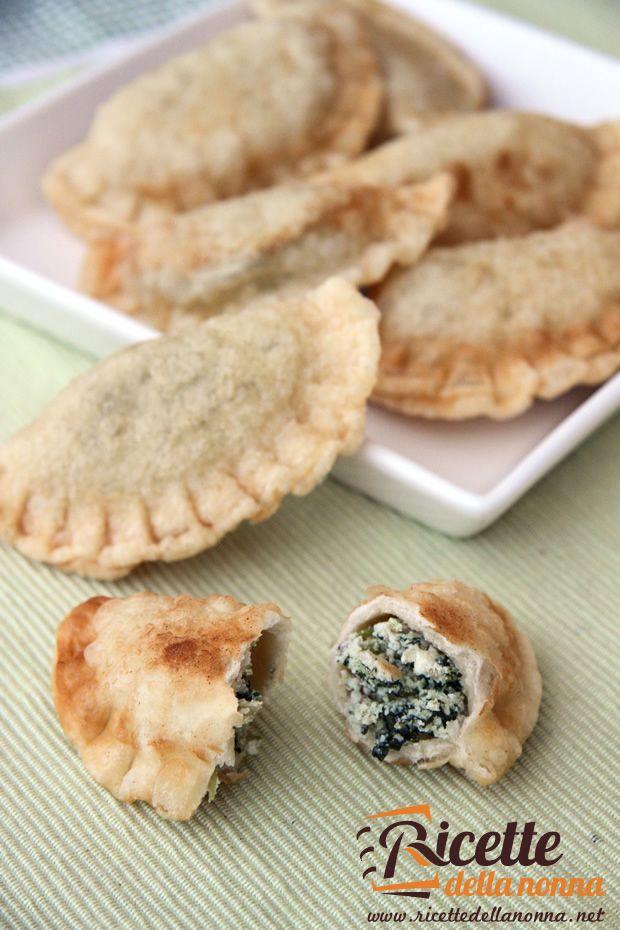 Ricetta panzerotti pasquali #easter #recipe #italian