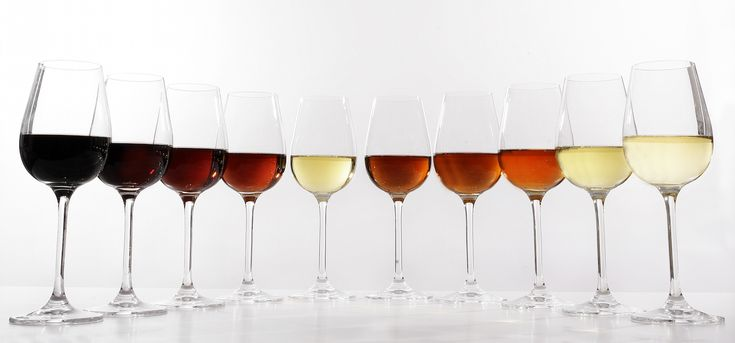 Guide til sherrytyper og mad, der passer til