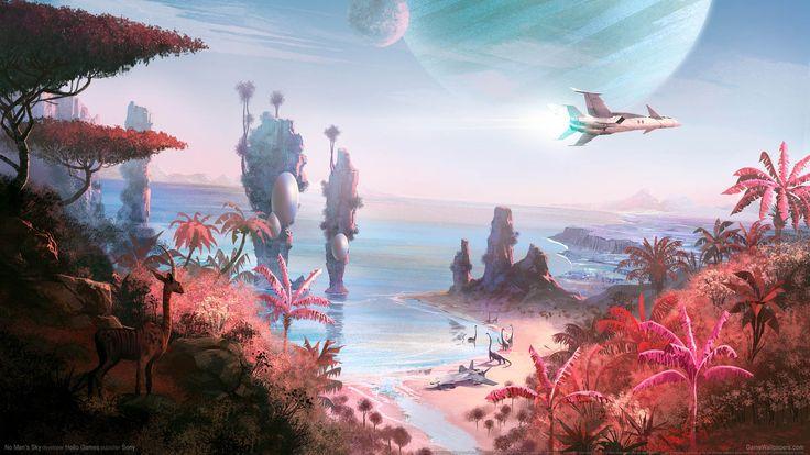 Art No Mans Sky Game Games HD k Wallpapers
