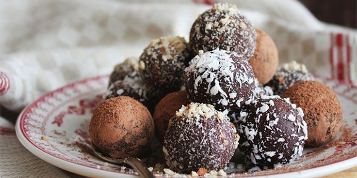 Bliss Balls   Recipe   The Weekend Edition