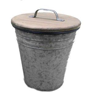 poubelle cuisine avec couvercle