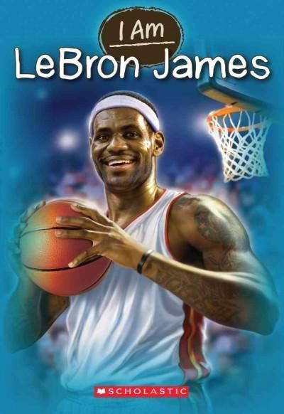 I am basketball's biggest superstar--I am LeBron James. LeBron James was the MVP of the 2013 basketball season and he is one of the best basketball players of all time. His accomplishments on and off