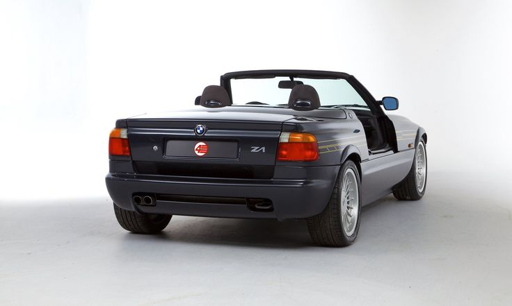 Alpina Roadster Limited Edition bmw z1 ca