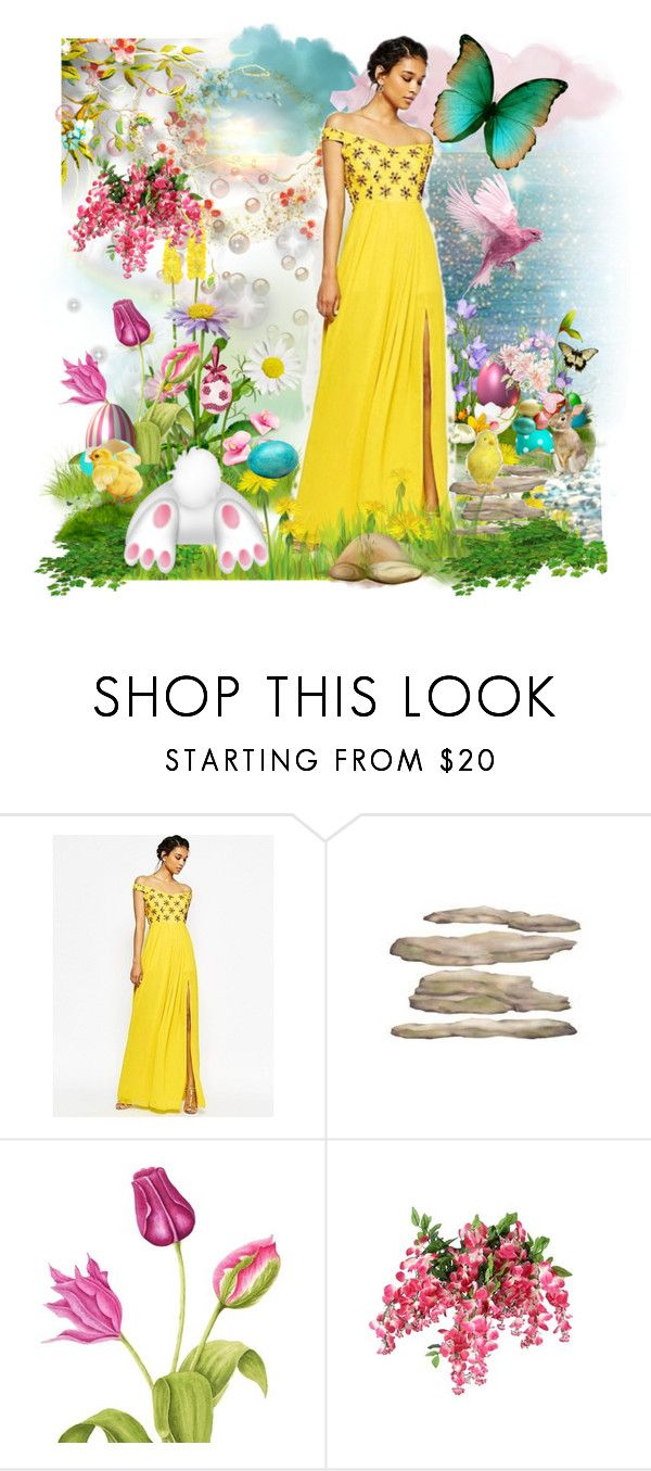 """Easter is ready"" by jaja8x8 ❤ liked on Polyvore featuring Virgos Lounge"