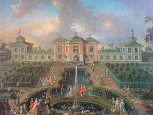 Pałace Augustusburg i Falkenlust w Brühl – Wikipedia, wolna encyklopedia
