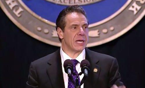 NY Gov. Cuomo rips GOP tax reform plan as 'economic civil war,' vows to sue federal govt.
