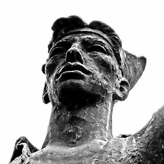 Kohász szobor