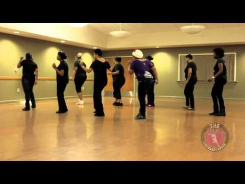 Line Dance Central - YouTube