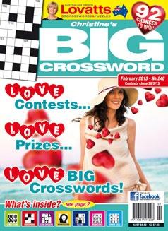 LOVE, LOVE, LOVE! Big Valentine's Day 2013 issue.