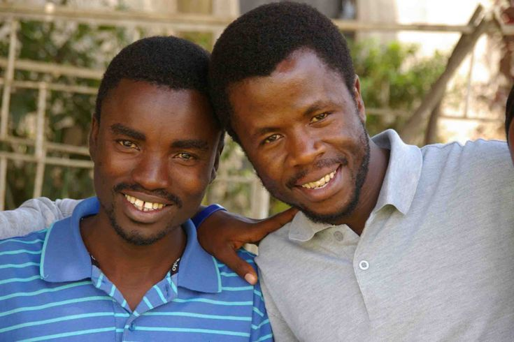 An Unlikely Young Leader Who Survived the Slums in Tanzania