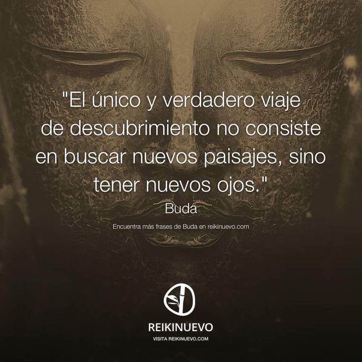 Con las siguientes palabras Buda le habla a aquellos que todavía piensan que el cambio está allí fuera. http://reikinuevo.com/buda-viaje-descubrimiento/