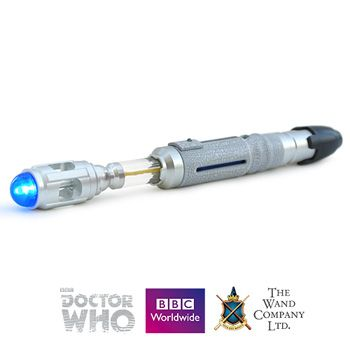 Tenth Doctor's Sonic Screwdriver Universal Remote Control