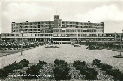 Hospital The Deaconesses House 1970  / Diaconessenhuis 1970