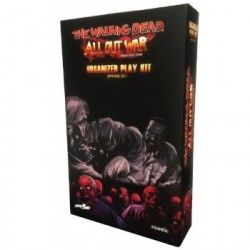THE WALKING DEAD: ALL OUT WAR OP KIT SPRING (INGLES), el mejor precio, Juego en inglés. This pack contains everything you need to run a tournament for The Walking Dead: All Out War for up to 12 pl...