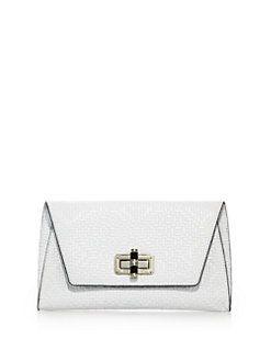 Diane von Furstenberg - 440 Gallery Leather Envelope Clutch