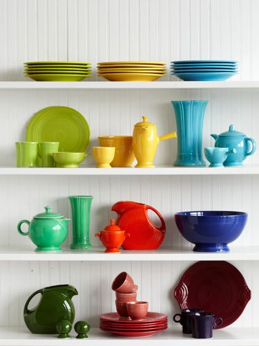 These lively ceramics continue to to spice up dinnertime after nearly 80 years. Freshen up on the essentials to create a vibrant collection.