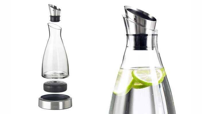 Carafe w/ Cooling Disc