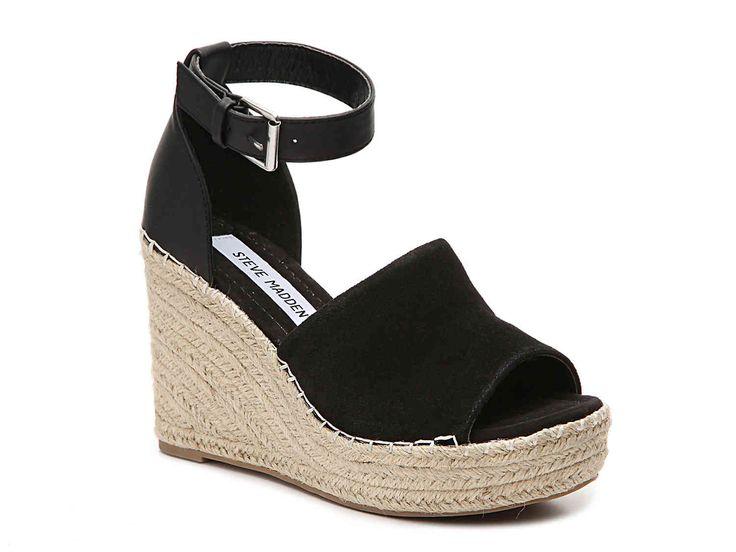 Jaylen Wedge Sandal - Steve Madden - DSW Shoes