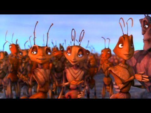 Antz full Movie in English | Cartoon Movies Disney full Movie 2015