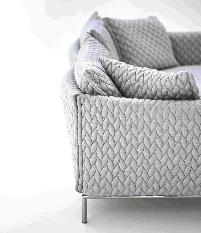 AMAZING DESIGN SOFA | Gentri Sofa - Moroso | bocadolobo.com/ #modernsofa #sofaideas