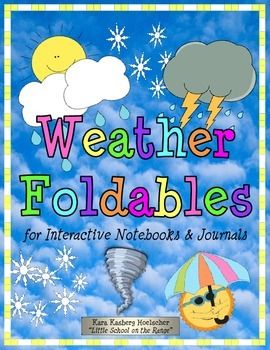 Need weather foldables for your weather unit? This unit has all the foldables that you need! This unit contains the following foldables:Cloud Fact CardsPocket Pattern for Cloud Fact CardsCloud Accordion FoldCloud Flip Book PatternWeather Fact Cards  2 SetsPocket Pattern for Weather Fact CardsPrecipitation Fold UpLabels for Precipitation Fold UpThunderstorm Safety Outdoors  Cut Out and GlueThunderstorm Safety Indoors  Cut Out and GlueHurricane Fact Pocket PatternHurricane Fact StripsHurricane…