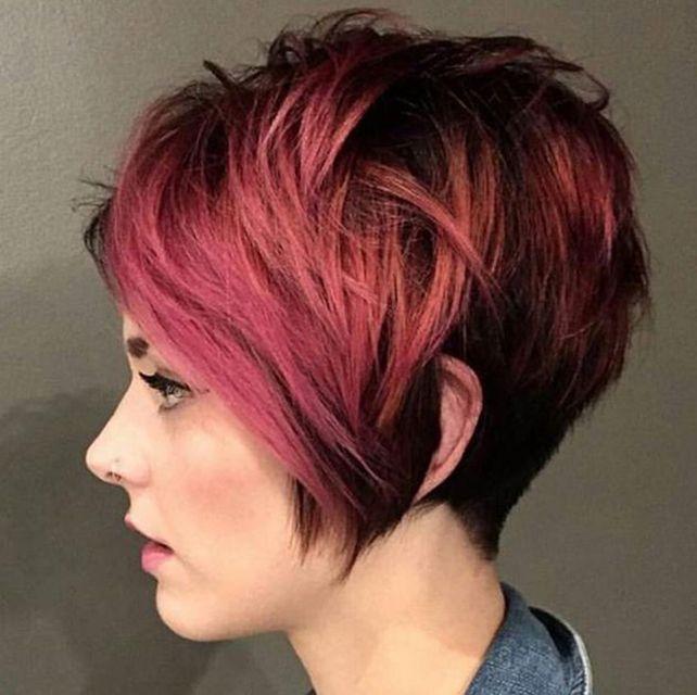 Wir Haben Die Besten Schone Freche Bob Frisuren Trend Ideen Fur Sie Ausgewahlt Freche Bob Frisuren 2018 Freche In 2020 Kurzhaarfrisuren Haarschnitt Haarschnitt Kurz