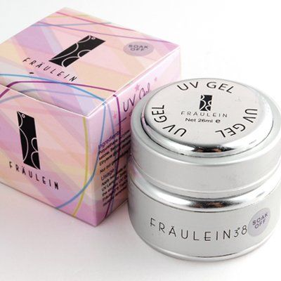 Fraulein 38 Nail Art UV Builder Gel Soak off gel Clear Big Size 26ml has been published at http://www.discounted-beauty-products.com/2012/05/31/fraulein-38-nail-art-uv-builder-gel-soak-off-gel-clear-big-size-26ml/