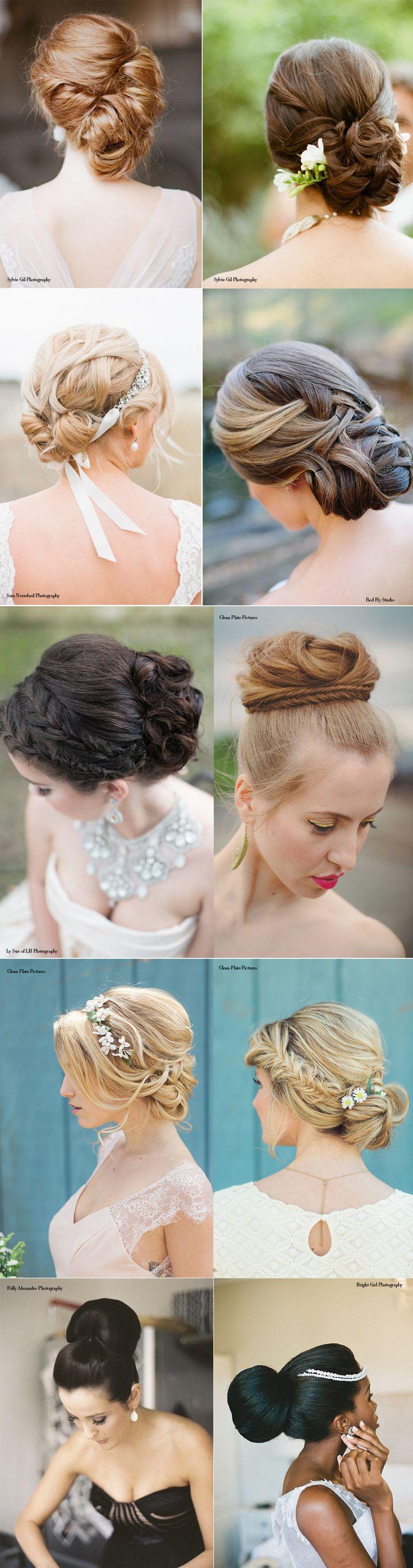 32 Penteados Lindos e Modernos | Mariée: Inspiração para Noivas e Casamentos