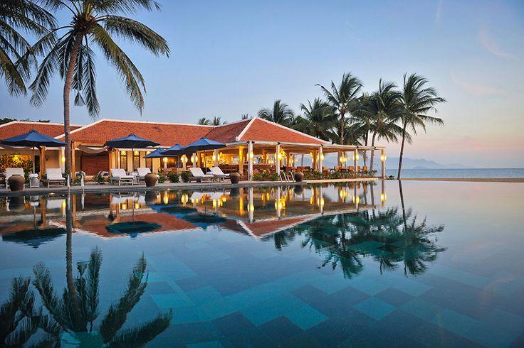 Ana Beach House restaurant at Evason Ana Mandara, Vietnam.