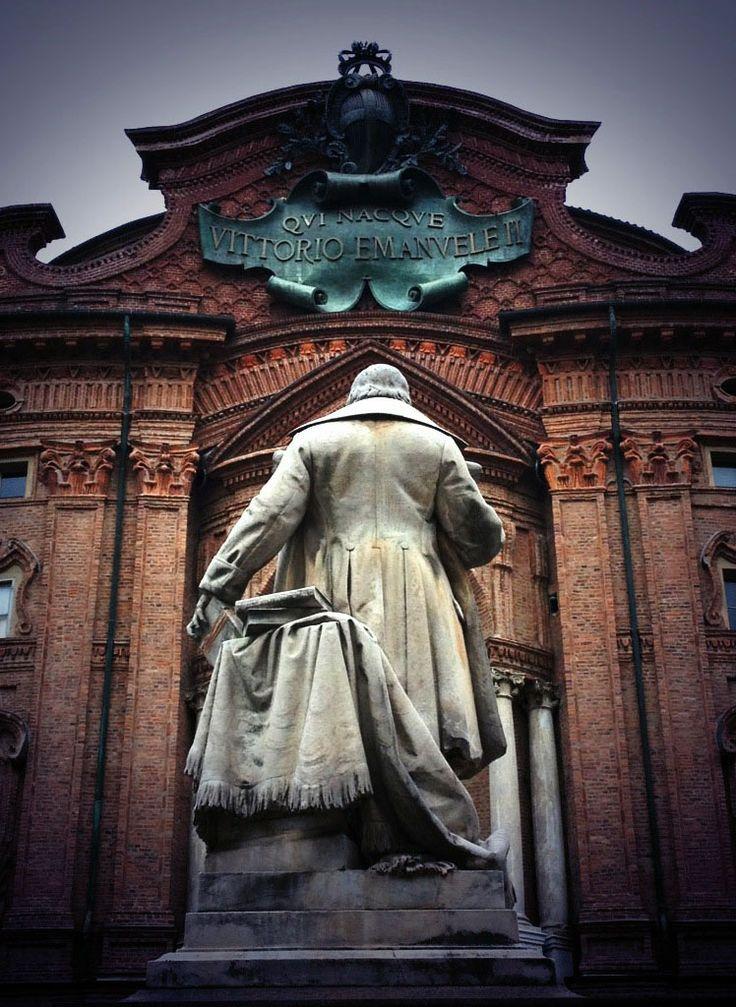 Palazzo Carignano - #Torino #Turin (ph. © Plik)