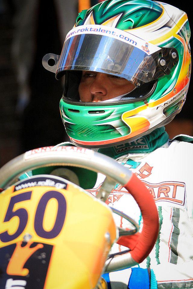 Filippos Kalesis ...ready to go!