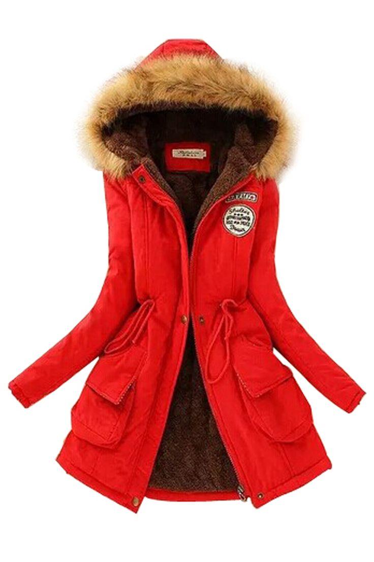 $21.00 (Buy here: https://alitems.com/g/1e8d114494ebda23ff8b16525dc3e8/?i=5&ulp=https%3A%2F%2Fwww.aliexpress.com%2Fitem%2FWomen-Hooded-Fur-Winter-Thick-Padded-Long-Coat-Outerwear-Parkas%2F32714576743.html ) Women Hooded Fur Winter Thick Padded Long Coat Outerwear Parkas for just $21.00
