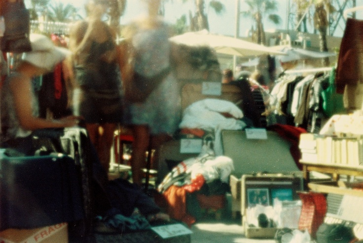 Lost and Found Market, Barcelona 2011 - Pinhole, f.173 9Sec. - more on abiteof.com