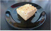 Kokosový koláč bez cukru
