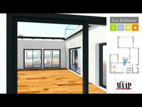 MAAP Construction 'Les Embruns' - Challenge 2013 Maisons Innovantes OR - Union Maisons Françaises - http://www.constructeur-maison-17.com