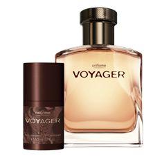 Парфюмерный набор Voyager #ароматы_для_мужчин #орифлейм #man