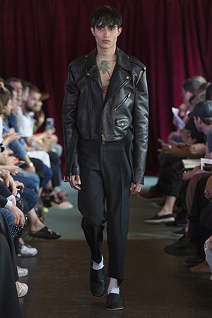 Y/PROJECT HOMME SS17 LOOK 29