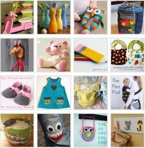 Tutorial di abbigliamento e giochi per bambini
