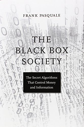 The black box society | 321.04 PAS