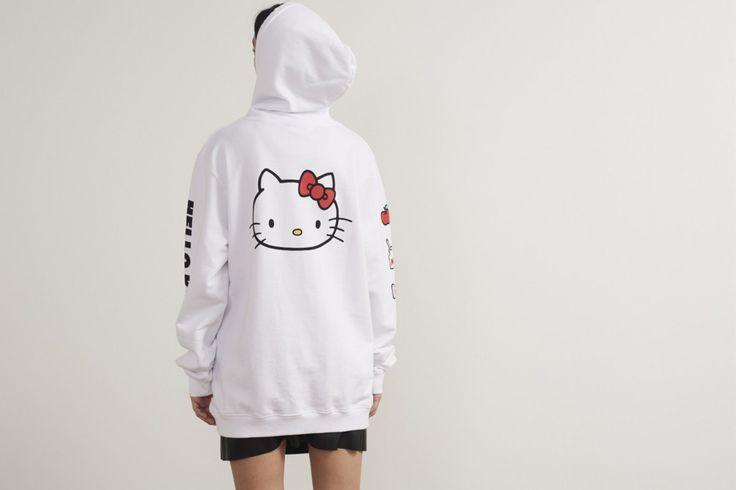 Image of Hello Kitty 要做街頭潮流教主? 搶先看 Hello Kitty x Lazy Oaf 聯乘系列
