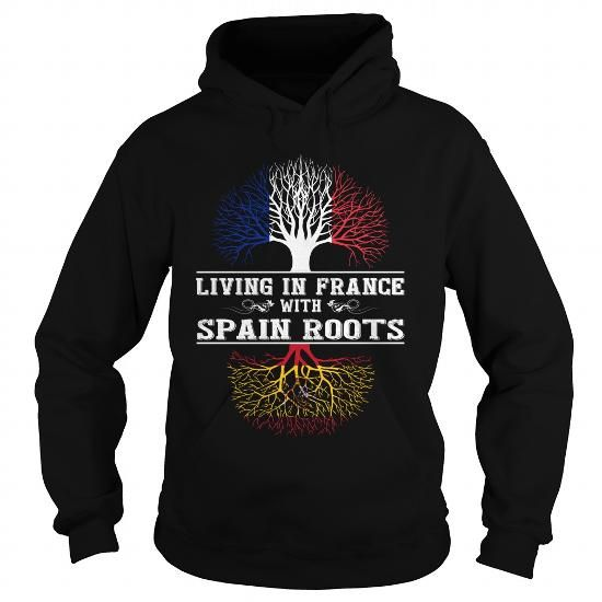 Cool SPAIN-FRANCE T shirts