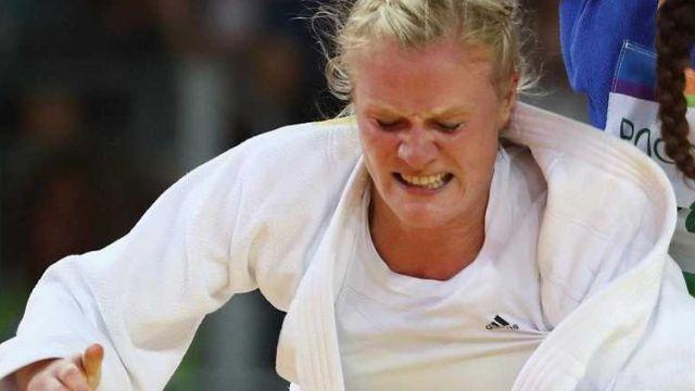 Rio Olympics: Kayla Harrison of U.S. reaches judo semifinals | Newsday