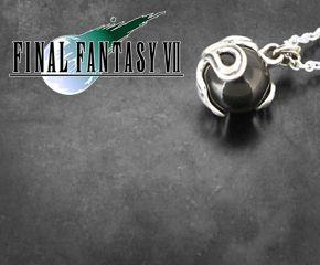 FFVII Black Materia - Square Enix <3