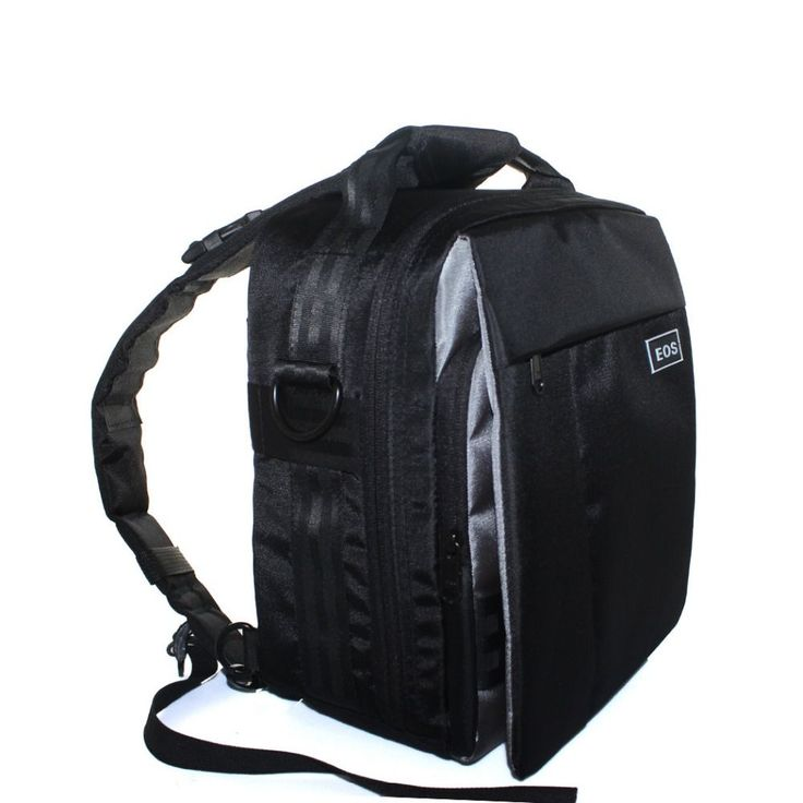 ==> [Free Shipping] Buy Best Professional DSLR camera Backpack Travel digital slr photo video bag/case waterproof for Canon 50D 60D 7D Nikon D1 sony/pentax Online with LOWEST Price | 32628543154