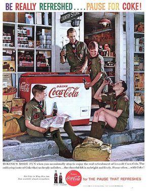 : Coca Cola - 1959 0700 Boy's Life on Flickr.