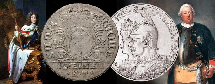 25. Februar 1713 – Preußens erster König Friedrich I. verstirbt