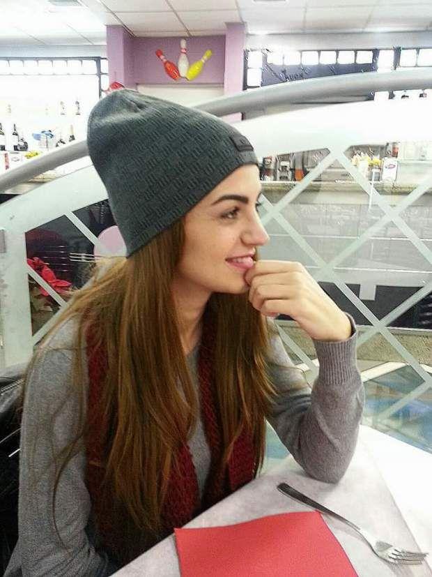 Olena #fashionblogger per #Basemultimedia