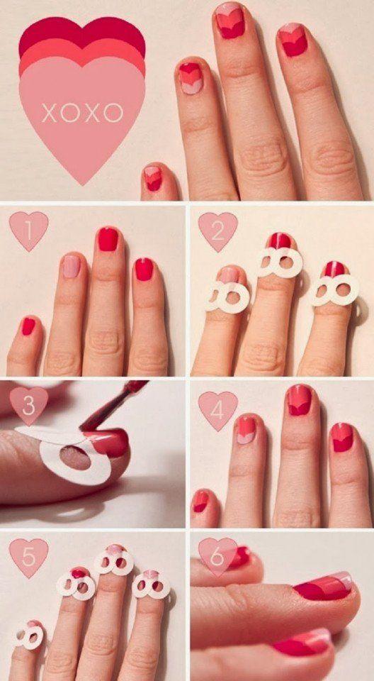 Fotos de moda   Tips para pintarse las uñas y 15 Tutoriales   http://soymoda.net