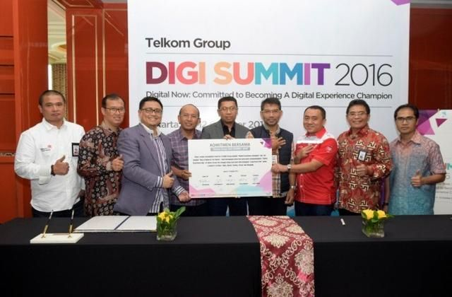 Telkom Group Semakin Fokus Garap Bisnis Digital Indonesia - Metro TV News